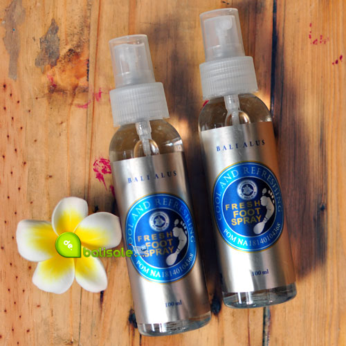 foot spray bali alus